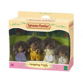 FAMILIA ERIZOS - SYLVANIAN FAMILIES
