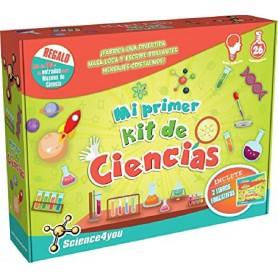 MI PRIMER KIT DE CIENCIAS - SCIENCE4YOU