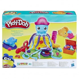 PLAY-DOH PULPO DIVERTIDOS TENTACULOS