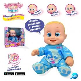 BOUCIN BABIES BOUNCIN' BABIES MY REAL BUDDY BANIEL
