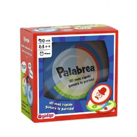PALABREA - JUEGO EDUCATIVO