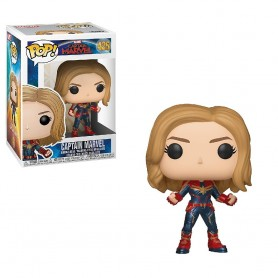 CAPTAIN MARVEL - POP CAPTAIN MARVEL