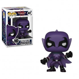 ANIMATED SPIDER-MAN - POP PROWLER