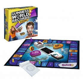 JUEGO GUINNESS WORLDS RECORDS CHALLENGERS