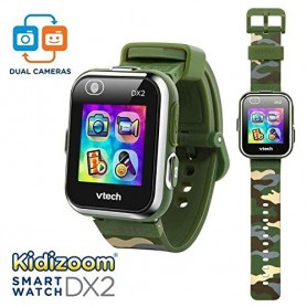 KIDIZOOM SMART WATCH DX2 CAMUFLAJE