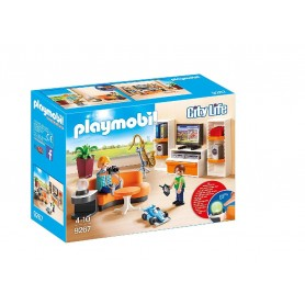 DORMITORIO  PLAYMOBIL 9271