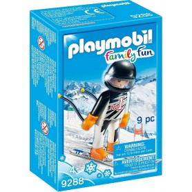 ESQUIADOR  PLAYMOBIL 9288