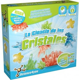 LA CIENCIA DE LOS CRISTALES - SCIENCE4YOU