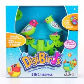 DIGIBIRDS ARBOL INCLUYE 2 DIGIBIRDS (SURTIDO)