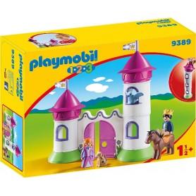 1.2.3 CASTILLO CON TORRE APILABLE PLAYMOBIL 9389