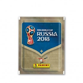 BLISTER 8 SOBRES CROMOS FIFA WORLD CUP RUSSIA 18