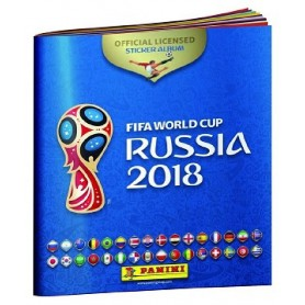 ALBUM SOBRE FIFA WORLD CUP RUSSIA 2018