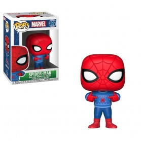 MARVEL HOLIDAY - POP SPIDER-MAN CON JERSEY