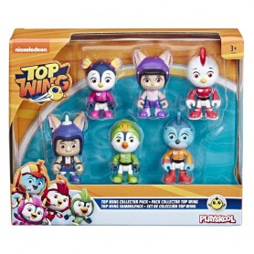 PACK FIGURAS COLECCION TOP WING