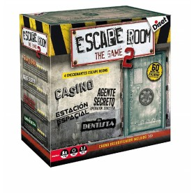 JUEGO ESCAPE ROOM THE GAME 2