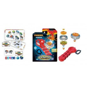 SPIN FIGHTER SINGLE PACK (SURTIDO)