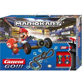 CIRCUITO MARIO KART 8 CARRERA GO!!!
