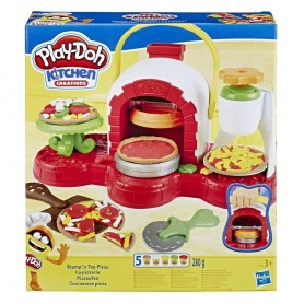 PLAY-DOH - COCINAMOS DE PIZZA