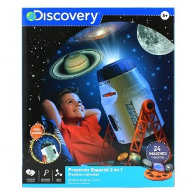 PROYECTOR ESPACIAL - DISCOVERY