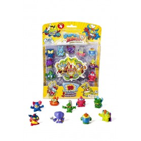 SUPERZINGS - BLISTER 10 FIGURAS SERIE 4