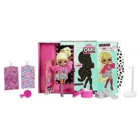 LOL SURPRISE - TOP SECRET DOLLS OMG LADY DIVA