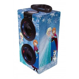 FROZEN - MINI TORRE SONIDO BLUETOOTH CON MICRO