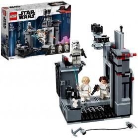 HUIDA DE LA ESTRELLA DE LA MUERTE LEGO STAR WARS 75229