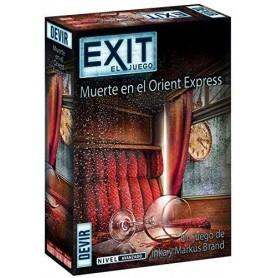 EXIT MUERTE EN EL ORIENT EXPRESS JUEGO DE MESA