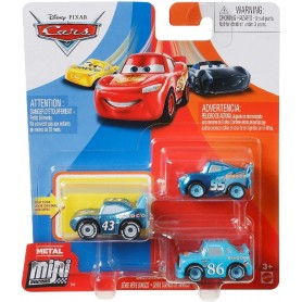 PACK 3 MINI COCHES RACERS DINOCCO DAYDREAM SERIES