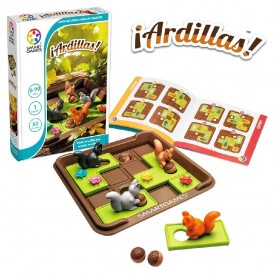 JUEGO ARDILLAS - SMART GAMES