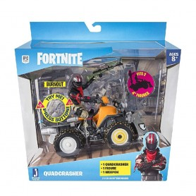 FORTNITE QUADCRASHER VEHICULO + FIGURA