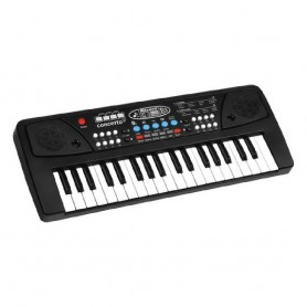 PIANO INFANTIL ORGANO 37 TECLAS MICRÓFONO