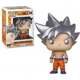 FIGURA FUNKO POP! GOKU (ULTRA INSTINTO) - DRAGON BALL