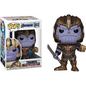 FIGURA FUNKO POP! THANOS VINYL FIGURE 453 MARVEL