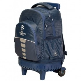 MOCHILA CHAMPIONS LEAGUE BLACK CARRO COMPACT DESMONTABLE