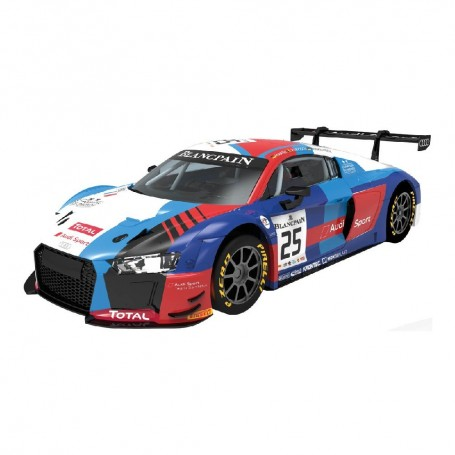 COCHE AUDI R8 LMS SCALEXTRIC ADVANCE