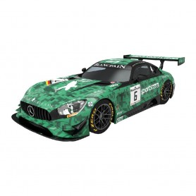 COCHE MERCEDES GT3 SCALEXTRIC ADVANCE