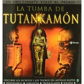 TUMBA DE TUTANKAMON - LIBRO