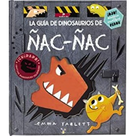 LA GUIA DINOSAURIOS DE ÑAC-ÑAC