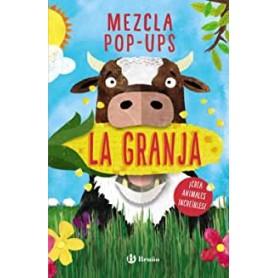 MEZCLA POP-UPS. LA GRANJA. BRUÑO